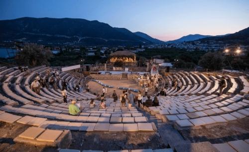 Φεστιβάλ Αθηνών & Επιδαύρου: Residency στη Μικρή Επίδαυρο