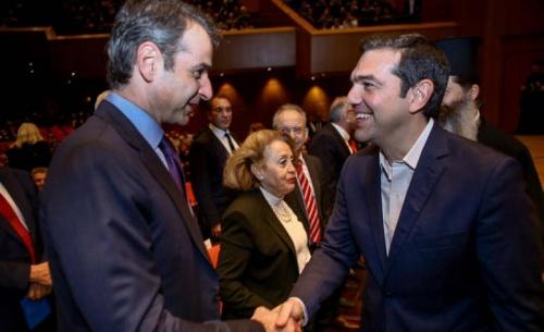 Ποιον θέλει ο Τσίπρας αρχηγό της ΝΔ;