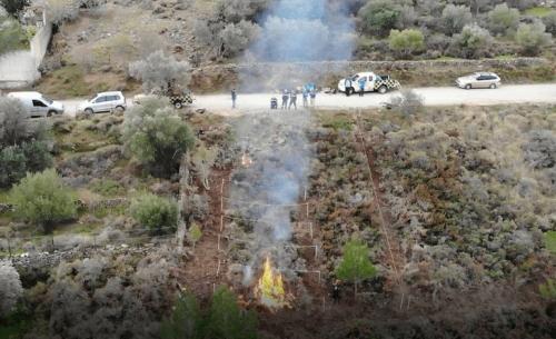 Πρόληψη δασικών πυρκαγιών στην πράξη