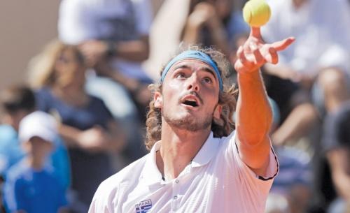 Στέφανος Τσιτσιπάς: Έτοιμοι για το ATP Finals στο Λονδίνο;