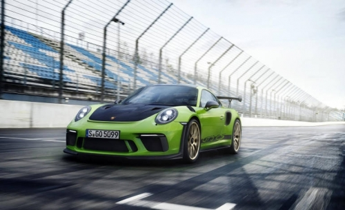 Αυτή είναι η νέα Porsche 911 GT3 RS!