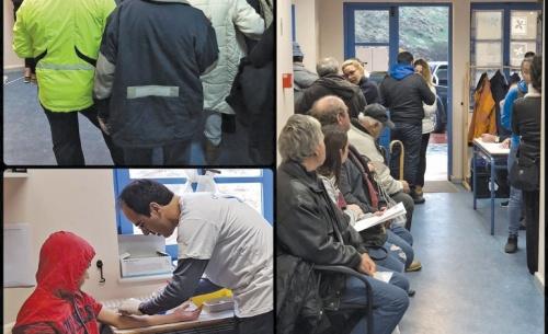 2.043 δωρεάν ιατρικές εξετάσεις σε 508 κατοίκους σε Κύθνο και Σέριφο