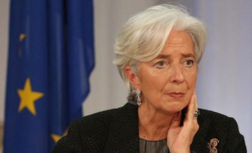 Μείωση της ανεργίας των νέων στην Ελλάδα ζητάει η Κριστίν Λαγκάρντ