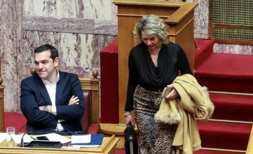 Στα ψηφοδέλτια ΣΥΡΙΖΑ τελικά και η Κατερίνα Παπακώστα