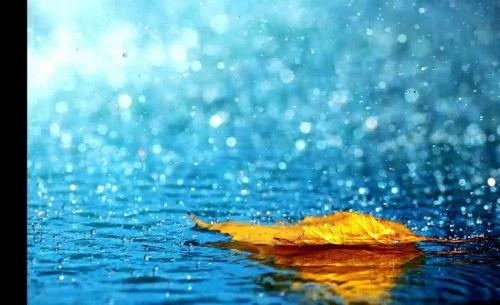Έρχονται βροχές και μπόρες