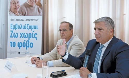 Οδοιπορικό για την αξία του εμβολιασμού στους ενήλικες σε 19 δήμους