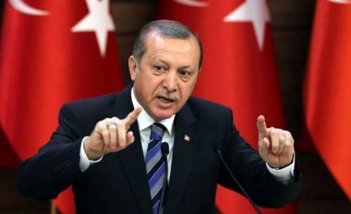 Ερντογάν: Από την Κύπρο ως το Αιγαίο και τη Θράκη θα εφαρμόσουμε τις πολιτικές μας