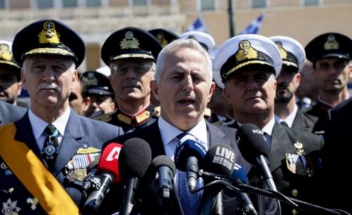 Αποστολάκης: Ανησυχούμε για την απόκτηση των S-400 από την Τουρκία