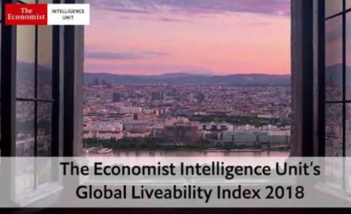 Στην 72η θέση παγκοσμίως η Αθήνα από άποψη ποιότητα ζωής