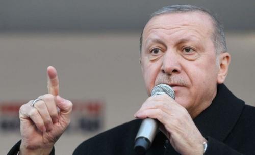 Ερντογάν: Στόχος μας η κοινή παραγωγή S-400 με τη Ρωσία