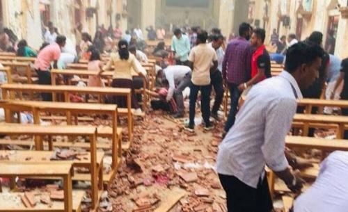 Στους 290 οι νεκροί από τις επιθέσεις στη Σρι Λάνκα