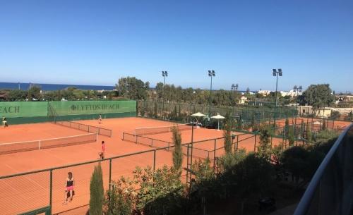 Διεθνή τουρνουά τένις στην Κρήτη
